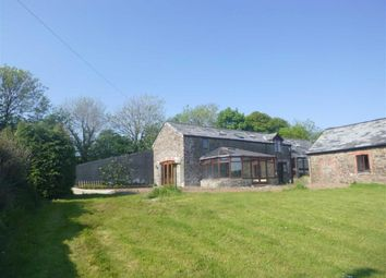 Thumbnail 3 bed detached house to rent in Sutcombe, Holsworthy, Devon
