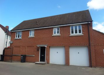 Thumbnail 2 bedroom property to rent in Prospero Way, Swindon
