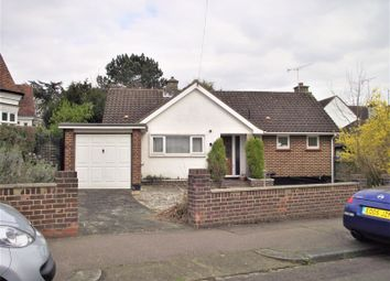 Thumbnail 1 bed bungalow to rent in Vernon Road, Leigh-On-Sea