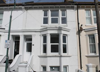 Thumbnail 3 bed maisonette to rent in Goldstone Road, Hove