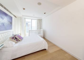 Thumbnail 3 bed flat for sale in New Providence Wharf, Canary Wharf