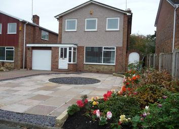 Thumbnail 4 bed detached house for sale in Braeside Gardens, Upton Wirral