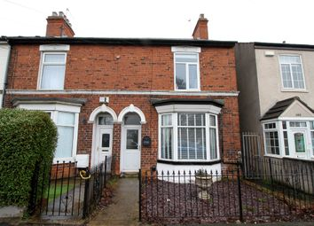 Thumbnail 3 bed terraced house to rent in Hull Road, Hessle