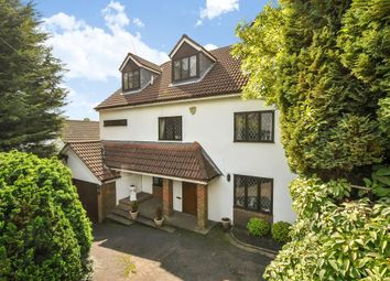 Thumbnail 5 bed detached house for sale in Stanmore, Middlesex