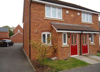 Thumbnail 2 bed semi-detached house to rent in Manhattan Way, Coventry