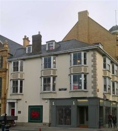 Thumbnail 2 bed flat for sale in Lisburne House Flats, Bath Street, Aberystwyth