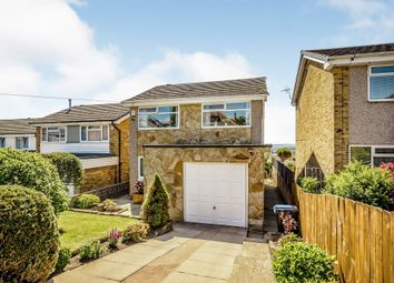 Thumbnail 3 bed detached house for sale in Round Hill, Holmfield, Halifax