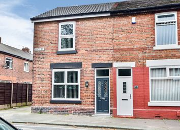 Thumbnail 2 bed end terrace house for sale in Lacy Street, Stretford, Manchester, Greater Manchester
