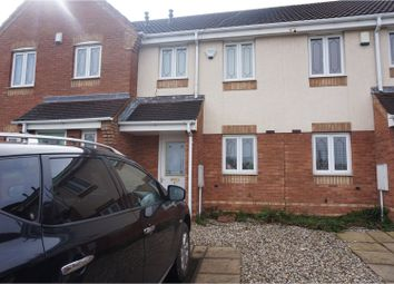 Thumbnail 2 bed terraced house to rent in Ferguson Drive, Tipton