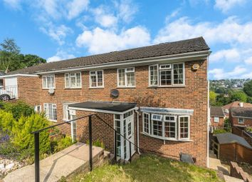 Thumbnail 4 bed semi-detached house to rent in Hillview Close, Purley