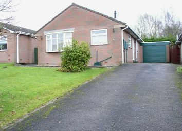 2 bed bungalow for sale in Westland Drive, Hilltop, Pinxton NG16
