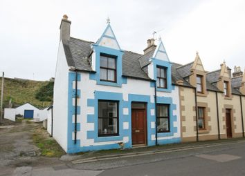 2 bed semi-detached house for sale in 22 Commercial Street, Findochty AB56