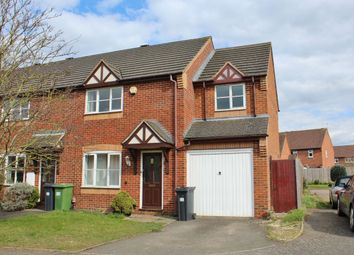 Thumbnail 3 bed semi-detached house for sale in Weilerswist Drive, Whitnash, Leamington Spa