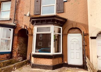 4 bed terraced house to rent in Shoreham Street, Sheffield S1