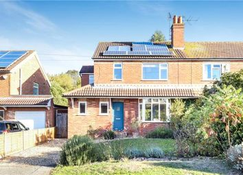 Thumbnail 3 bed semi-detached house for sale in Armour Hill, Tilehurst, Reading