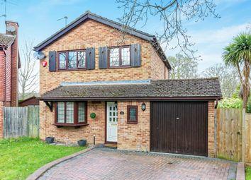 Thumbnail 3 bedroom detached house for sale in Minden Close, Chineham, Basingstoke