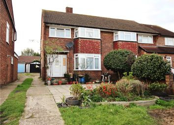 Thumbnail 3 bed semi-detached house for sale in Nelson Road, Twickenham