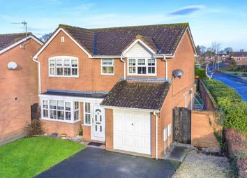 Thumbnail 4 bedroom detached house for sale in Thornton Park Avenue, Muxton, Telford, Shropshire