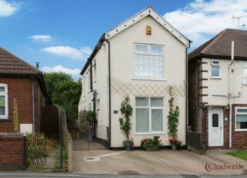 Thumbnail 4 bed detached house for sale in Rufford Avenue, Ollerton, Newark