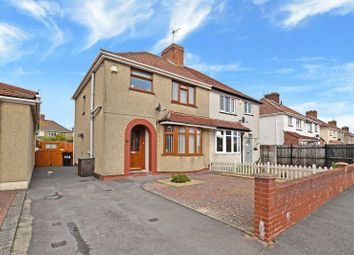 Thumbnail 3 bedroom semi-detached house for sale in Kings Head Lane, Uplands, Bristol