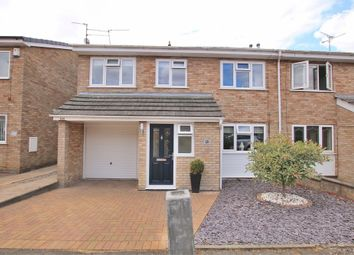 Thumbnail 5 bed semi-detached house for sale in Sherwood Avenue, Kingsthorpe, Northampton