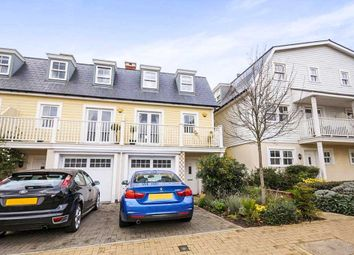 Thumbnail 4 bed end terrace house for sale in Westmount Close, The Hamptons, Worcester Park