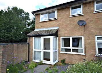 Thumbnail 3 bed end terrace house to rent in Melford Way, Felixstowe