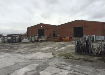 Thumbnail Light industrial for sale in Omg Premises, Sarah Street, Rotherham, South Yorkshire