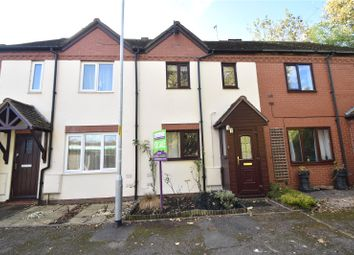 Thumbnail 2 bed terraced house for sale in St Clements Court, Worcester, Worcestershire