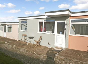 Thumbnail 2 bedroom mobile/park home for sale in Sandown Bay Holiday Centre, Sandown, Isle Of Wight