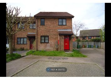 Thumbnail 1 bed semi-detached house to rent in Nutwood Close, Taverham, Norwich