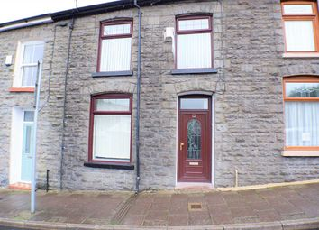 Thumbnail 3 bed terraced house for sale in Tyisaf Road, Gelli, Pentre