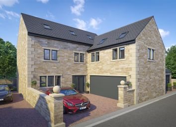 Thumbnail 5 bed detached house for sale in Plot 3, Station Road, Norwood Green, Halifax