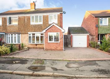 3 bed semi-detached house for sale in Handley Close, Ryton On Dunsmore, Coventry CV8