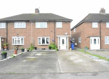 Thumbnail 3 bed semi-detached house for sale in Orchard Road, South Ockendon, Essex