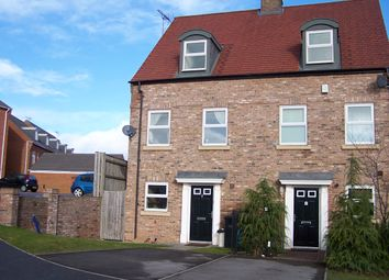Thumbnail 3 bed semi-detached house to rent in Angel Gardens, Knaresborough