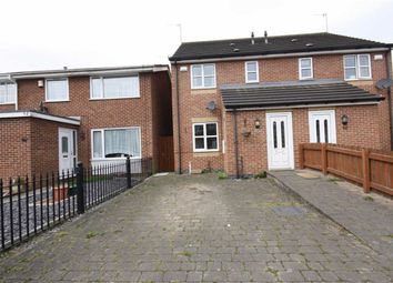 Thumbnail 3 bed semi-detached house to rent in Windsor Road, Hull