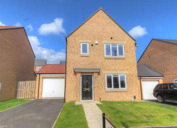 Thumbnail 3 bed detached house for sale in Buttercup Lane, Newbottle, Houghton Le Spring