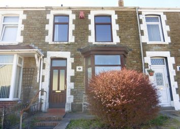 Thumbnail 3 bed terraced house for sale in St Johns Road, Manselton, Swansea