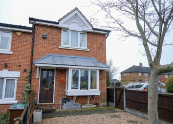 Thumbnail 3 bed end terrace house for sale in Babbacombe Drive, Nottingham
