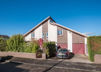 Thumbnail 5 bed detached house for sale in Craigmount View, Edinburgh