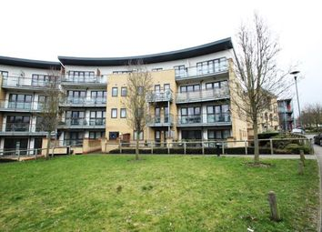 Thumbnail 1 bed flat for sale in Redwing Crescent, Waterstone Way, Greenhithe, Kent
