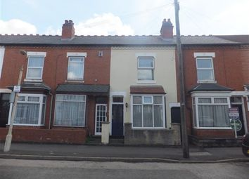 Thumbnail 2 bed terraced house to rent in Lily Road, Yardley, Birmingham