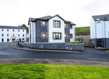 Thumbnail 2 bed flat for sale in Fort Manor, Dundonald, Belfast