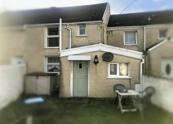 Thumbnail 2 bedroom terraced house for sale in Garden Cottages, Windsor Road, Neath, Neath, West Glamorgan