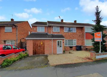 Thumbnail 4 bed semi-detached house for sale in Dovedale Road, Thurmaston, Leicester