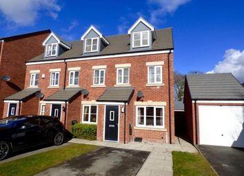 Thumbnail 3 bed end terrace house for sale in Glaramara Drive, Carlisle, Cumbria