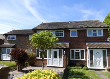 Thumbnail 3 bed terraced house for sale in Melford Way, Felixstowe
