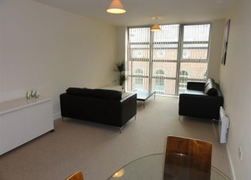 Thumbnail 2 bed flat to rent in Miller 61, St Pauls Square, Birmingham