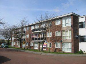 Thumbnail 1 bed flat to rent in Wardley Court, Wardley, Gateshead